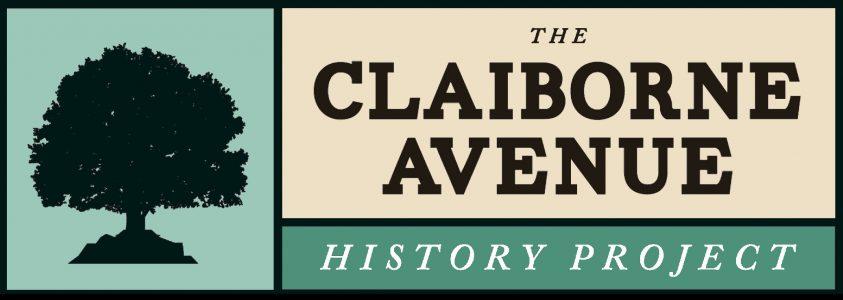 The Claiborne Avenue History Project